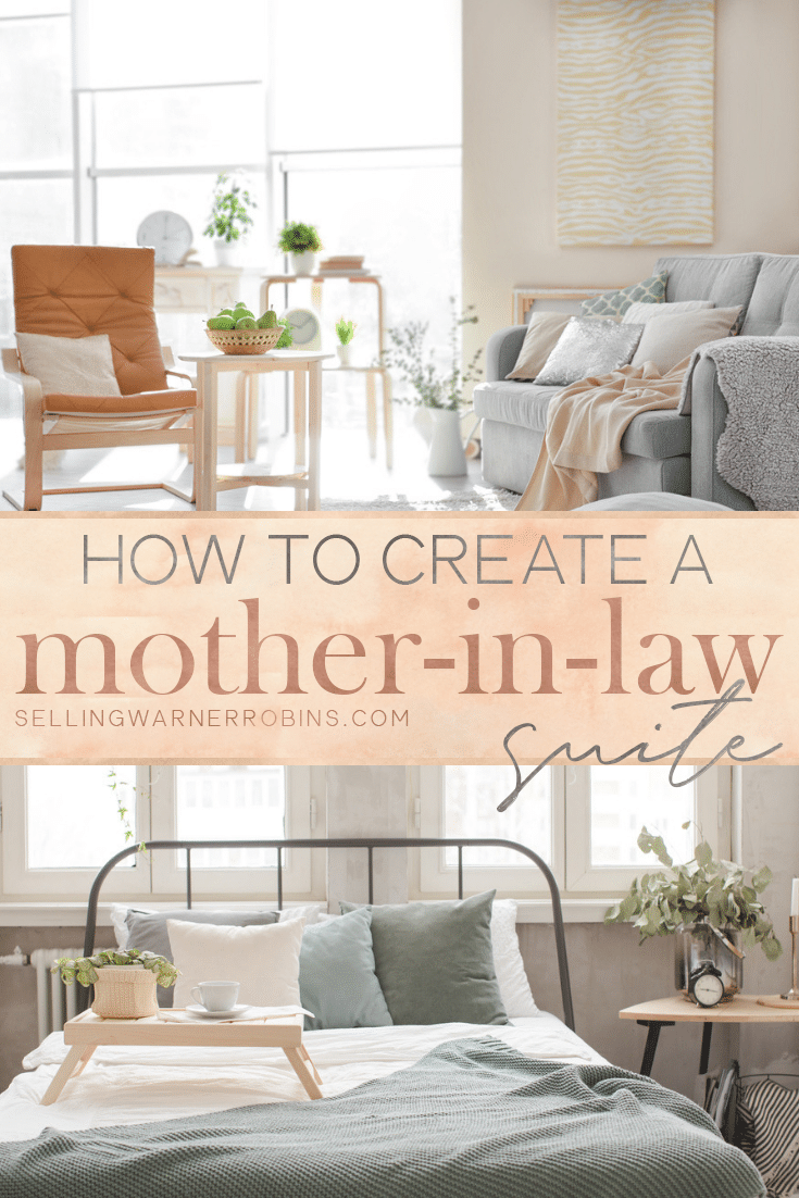 How to Create a Mother-In-Law Suite