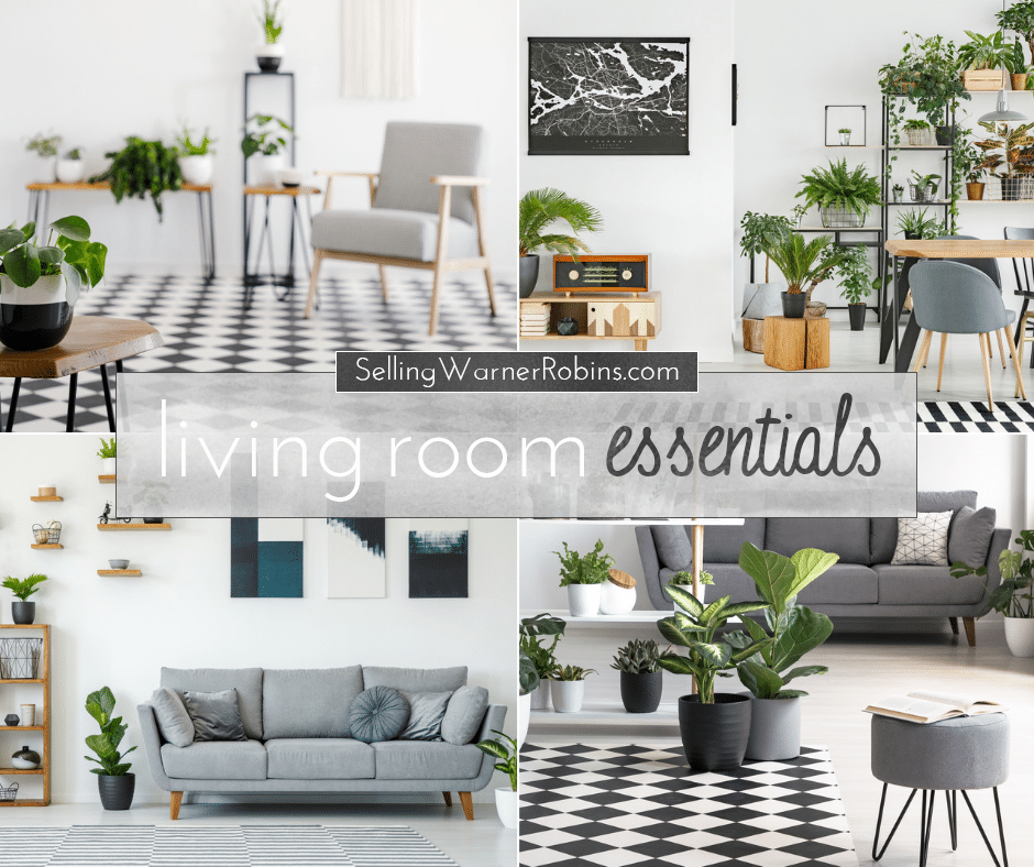 Essentials Every Living Room Needs