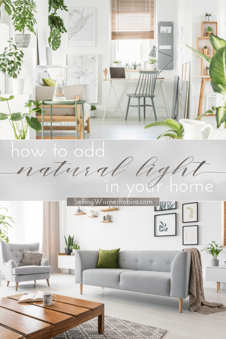 How to Add Natural Light to Your Home