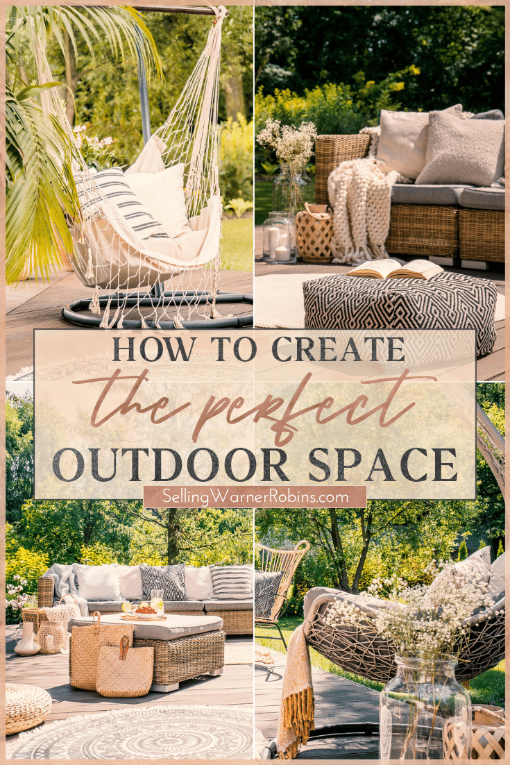 The Elements of Creating rhe Perfect Outdoor Space