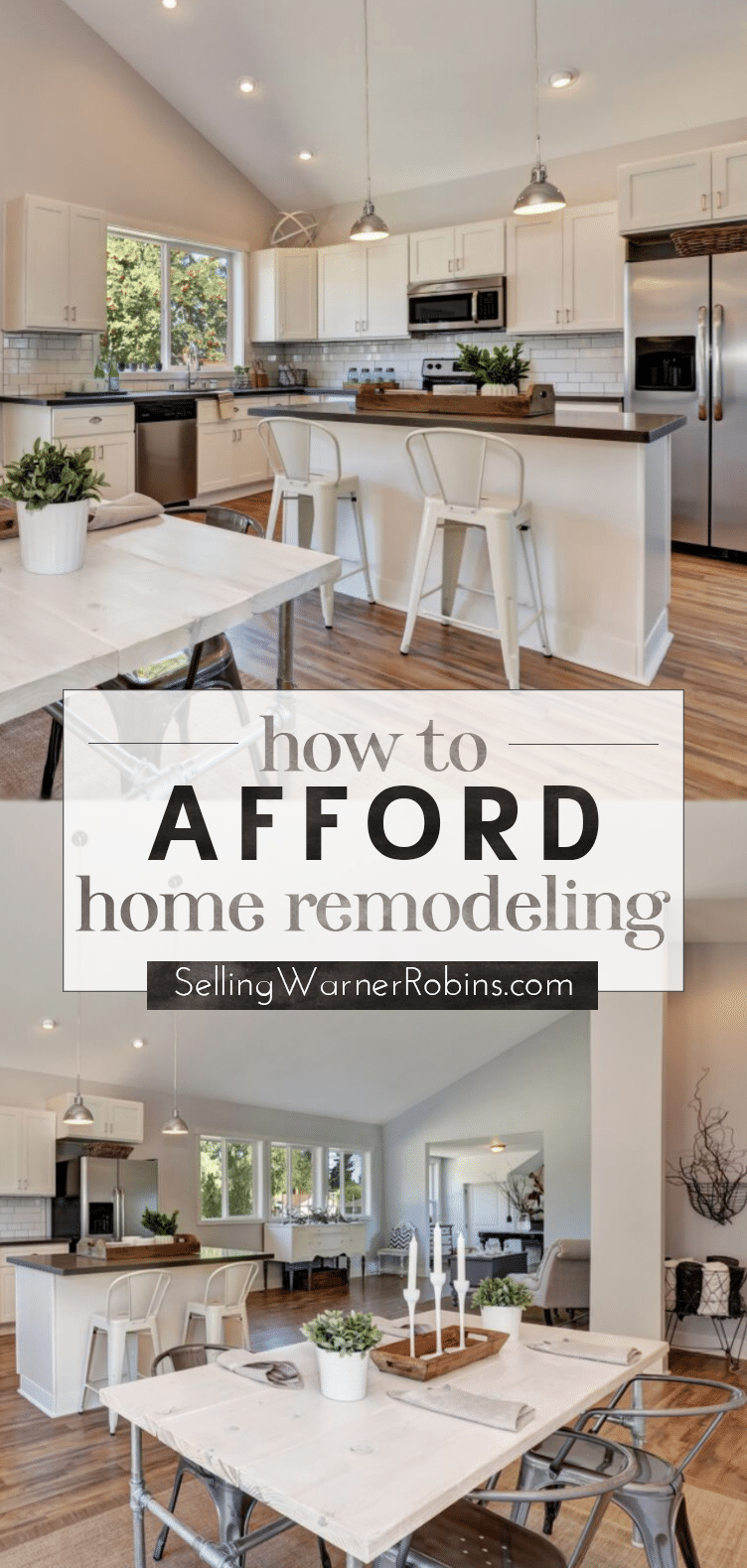 How to Afford Home Remodeling