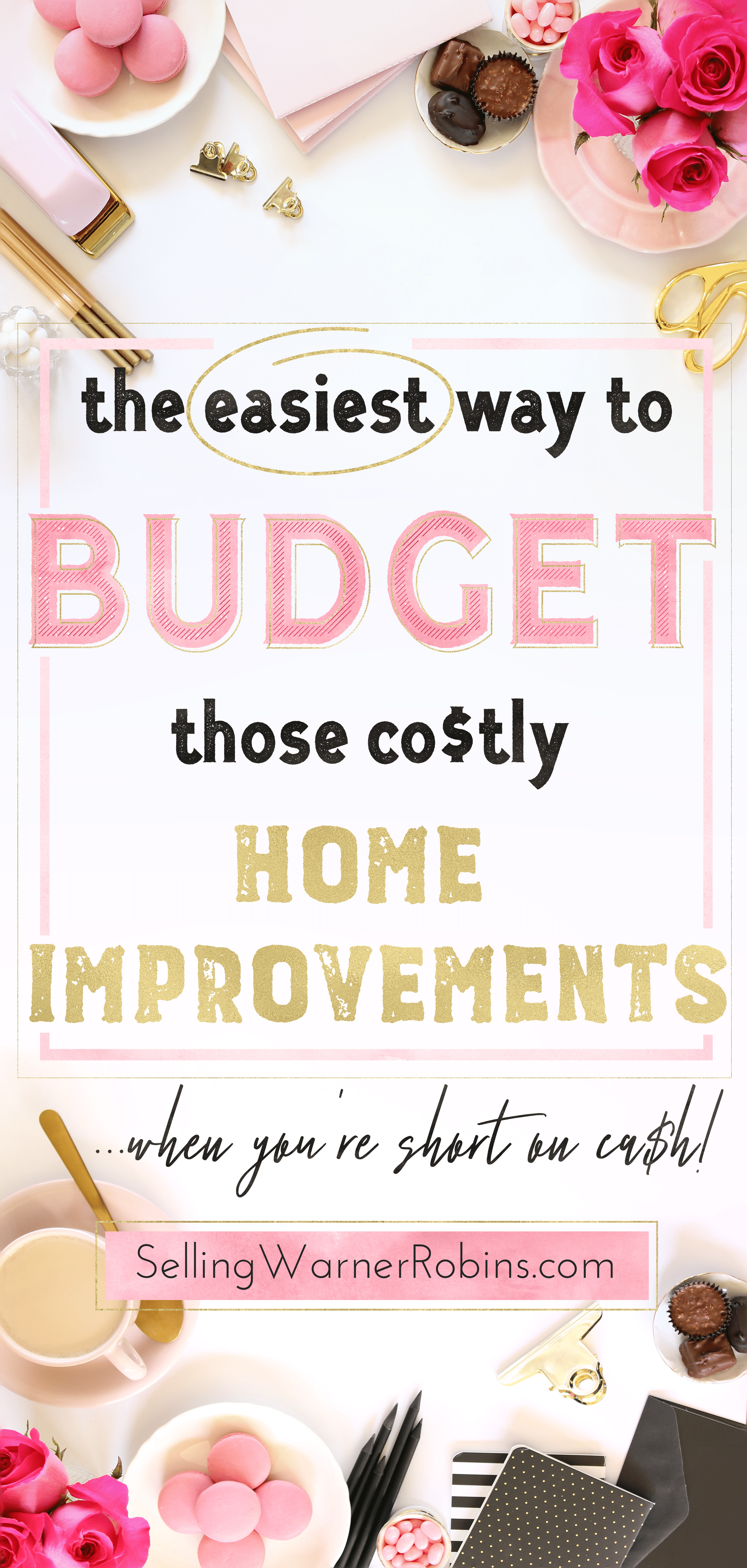 How to Budget Home Improvements
