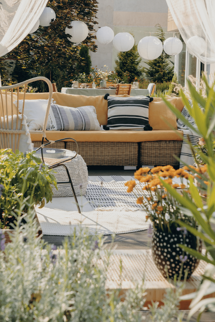 The Secrets to Creating and Outdoor Oasis