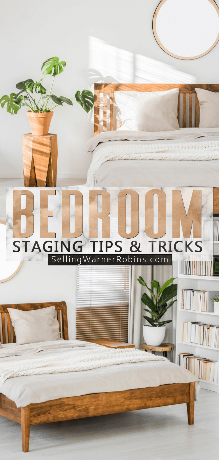 Bedroom Staging Tips and Tricks