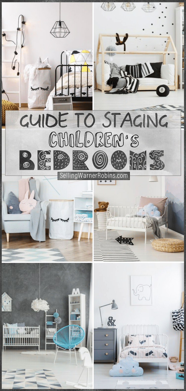 Guide to Staging Children's Rooms