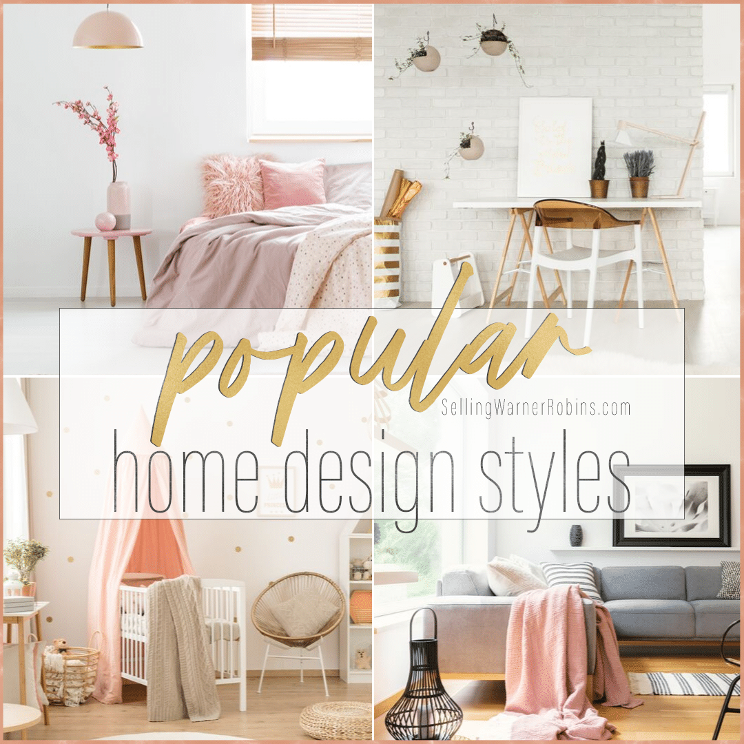 Popular Home Design Styles