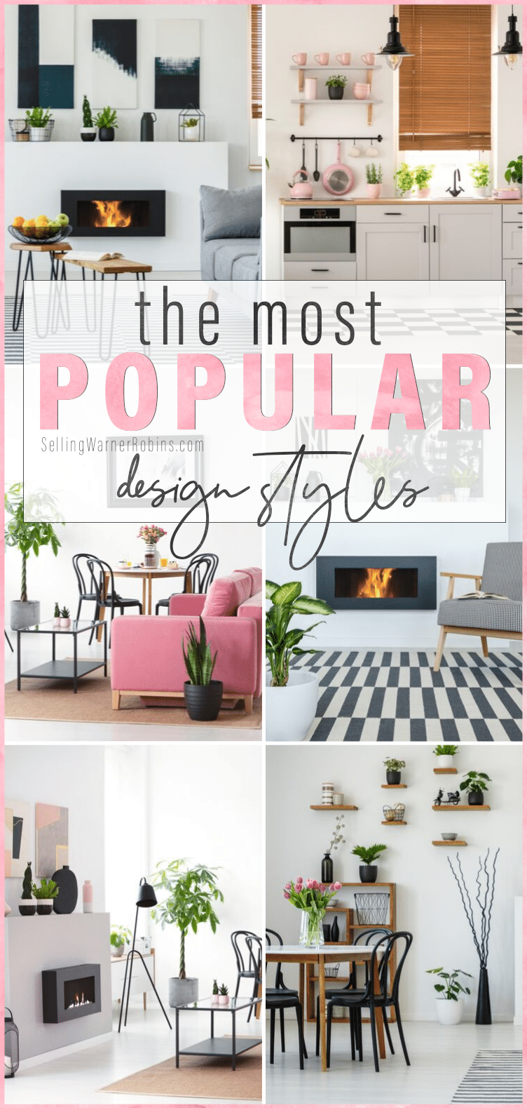 The Most Popular Home Design Styles