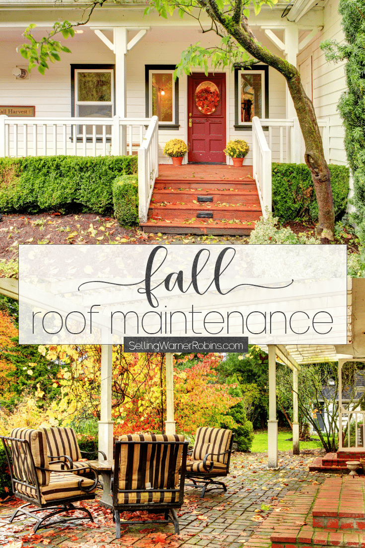 Roof Maintenance for Fall