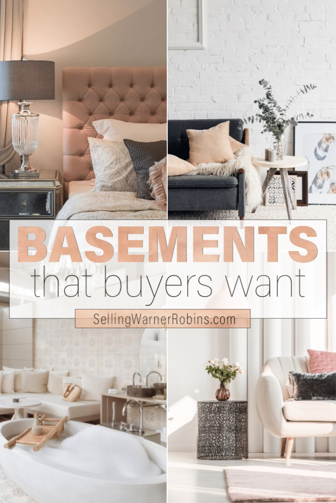 Basement Features that Buyers Want