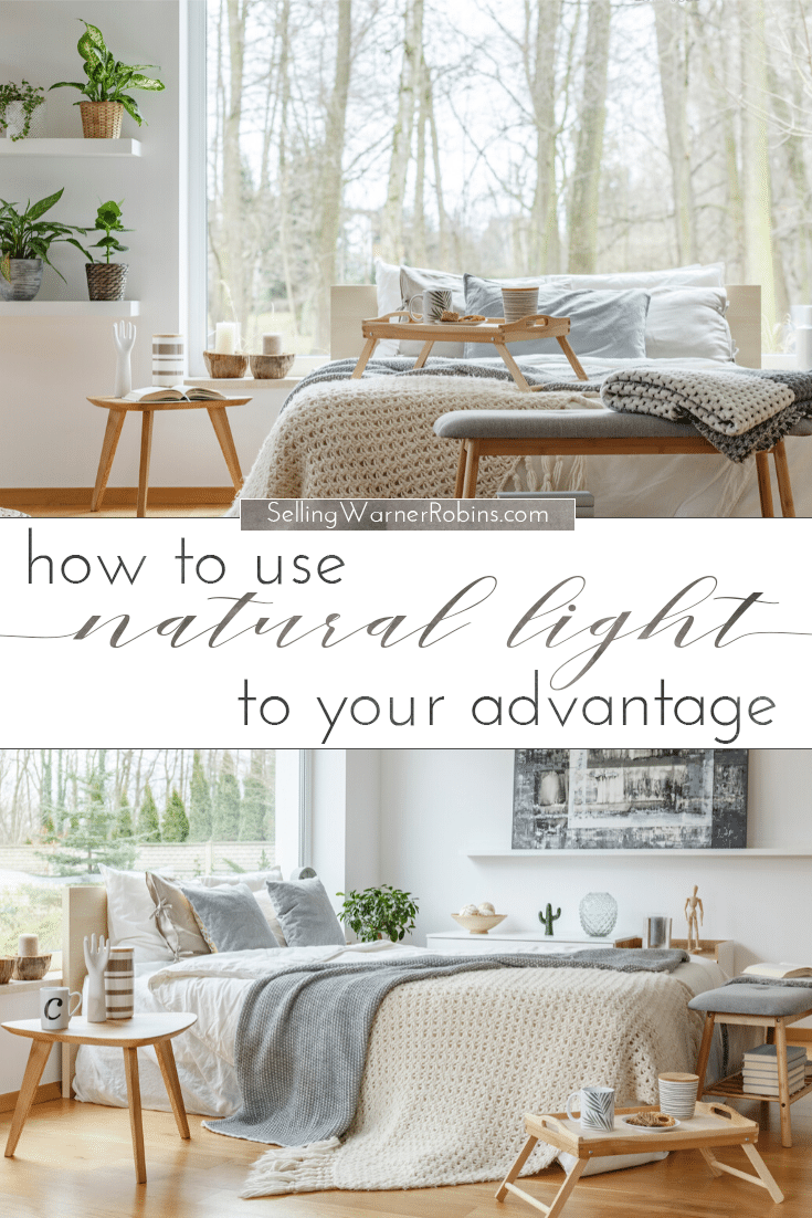 Using Natural Light to Make a Space Look Larger