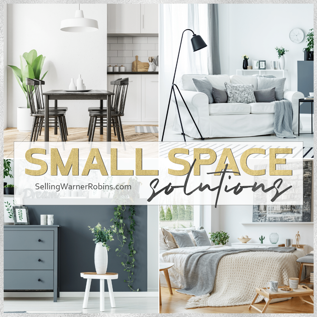 Small Space Solutions for the Home