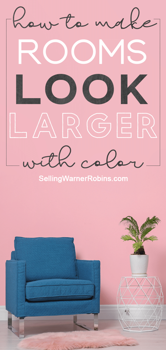 How to Make Rooms Look Larger with Color