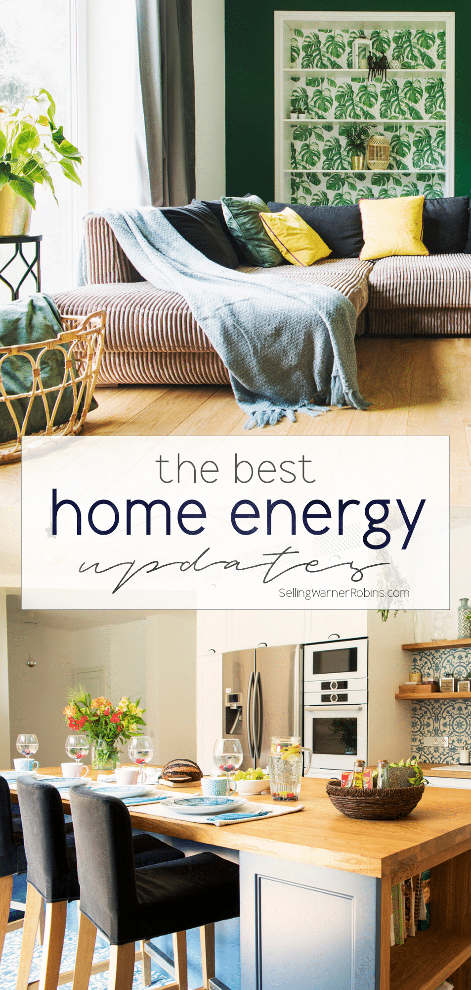 The Best Home Energy Updates