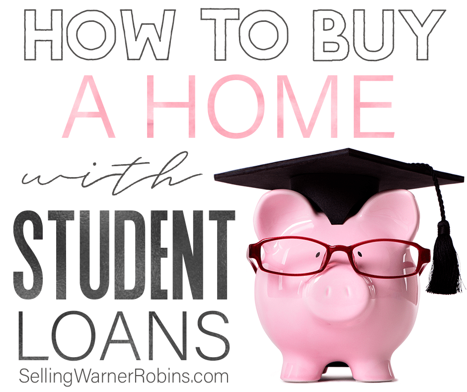 All About Buying A Home with Student Loans