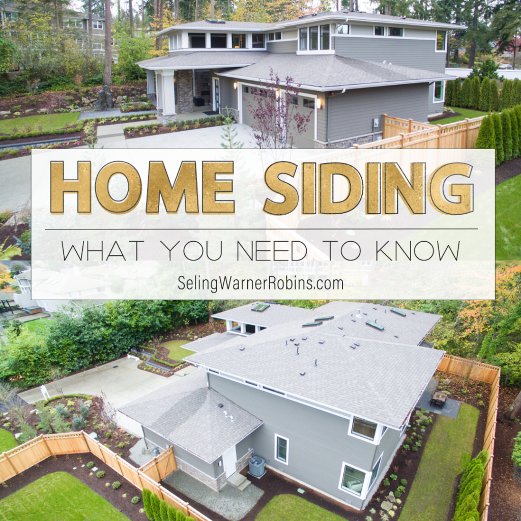 What You Need to Know About Siding