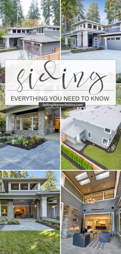 Everything You Need to Know About Siding