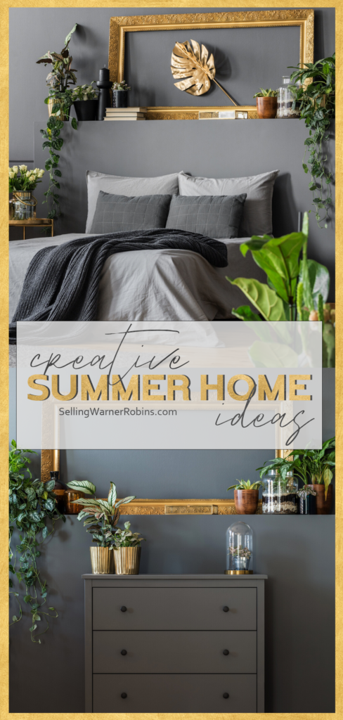 Creative Ways to Decorate Your Home for Summer