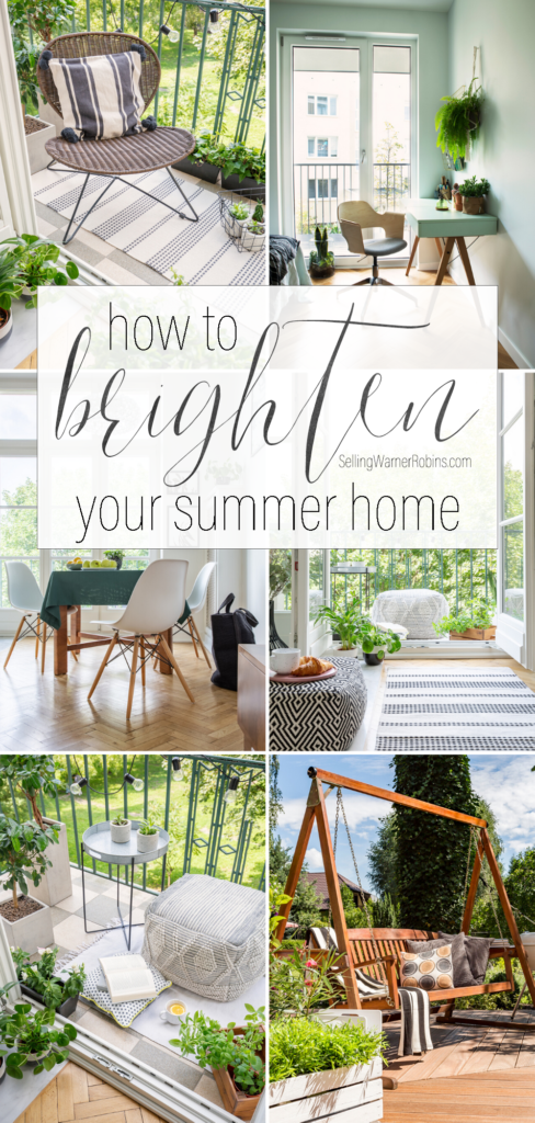 How to Brighten Your Summer Home