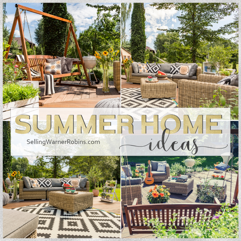 Ideas to Transform Your Summer Home