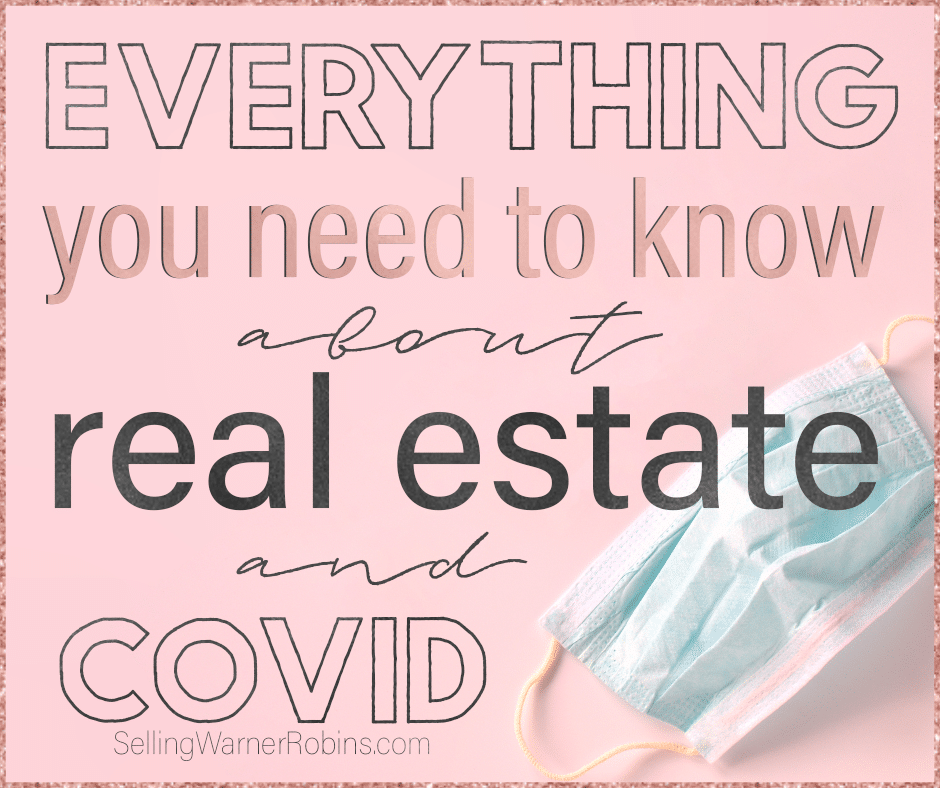 Everything You Need to Know About Real Estate and Covid