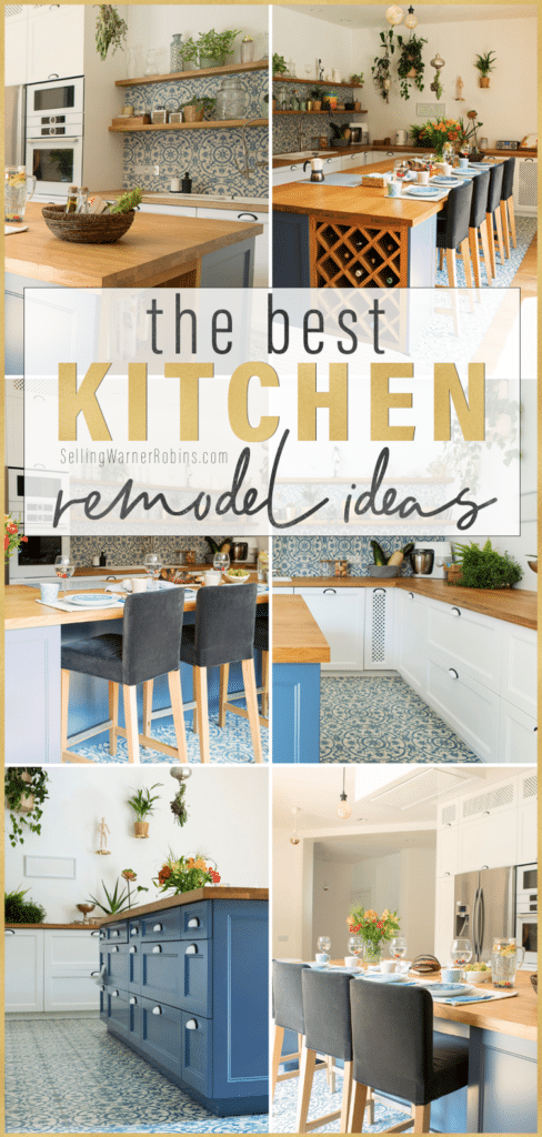 The Best Kitchen Remodel Ideas