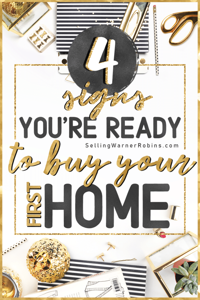 Four Signs You're Ready to Buy Your First Home