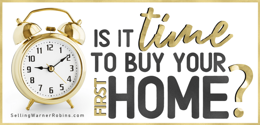Is It Time To Buy A Home?