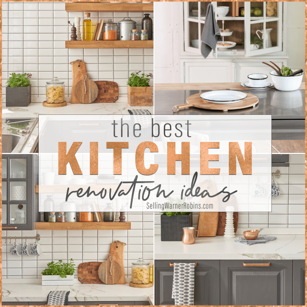 The Best Kitchen Renovation Ideas