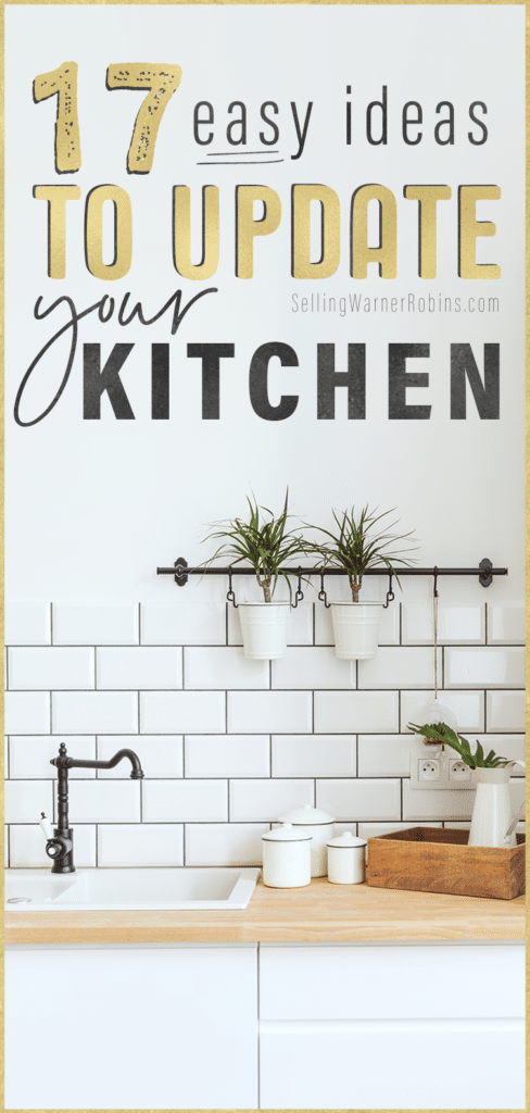 17 Ways to Update Your Kitchen