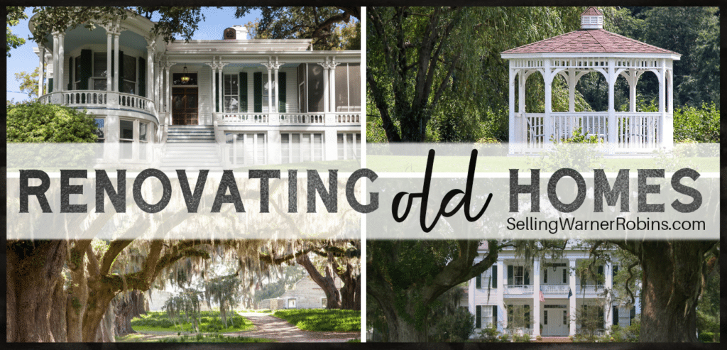 Guide to Remodeling Old Houses