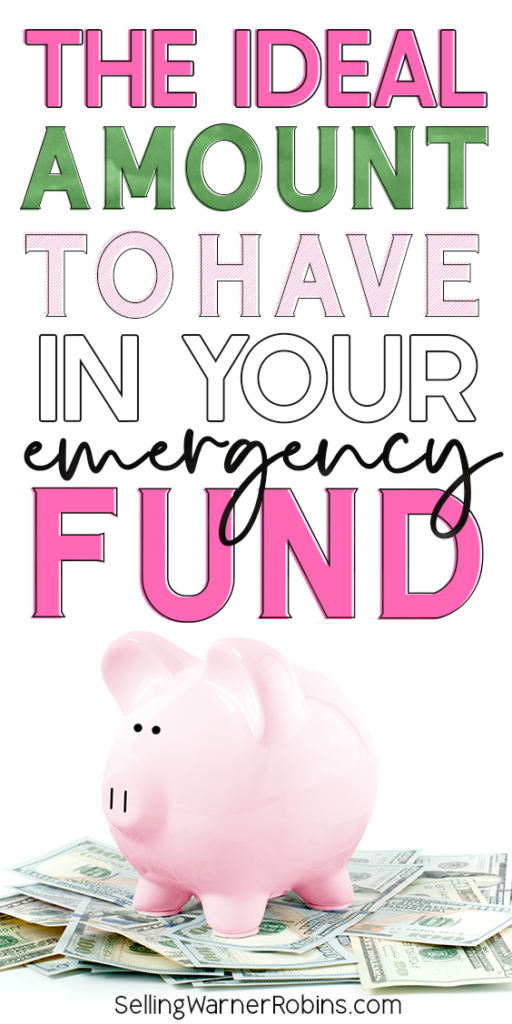 The Ideal Amount to Have in Your Emergency Fund