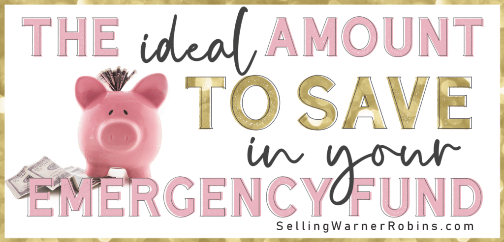 The Ideal Amount to Save to an Emergency Fund