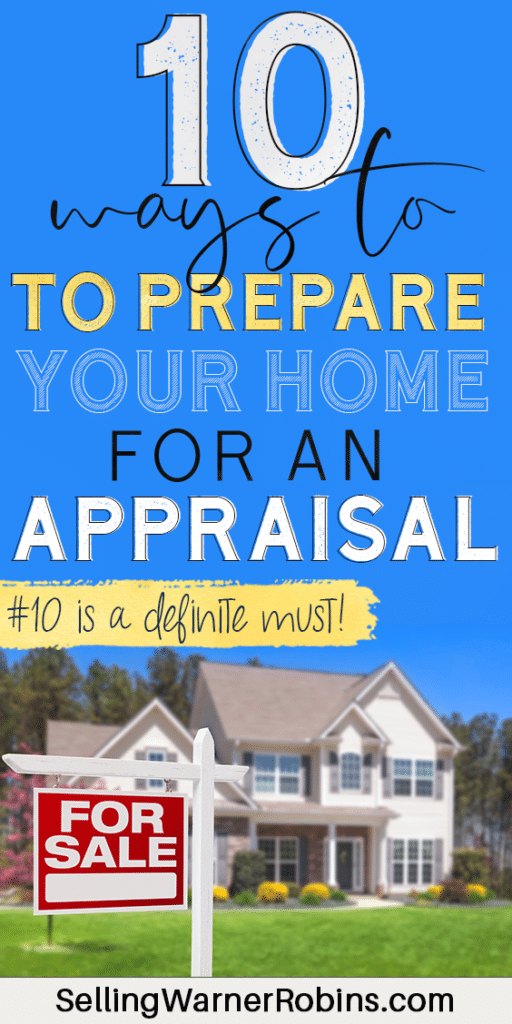 10 Ways to Prepare for an Appraisal