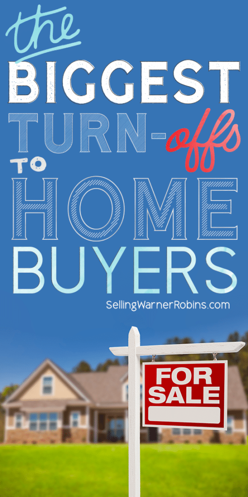 The Biggest Turn-Offs to Home Buyers