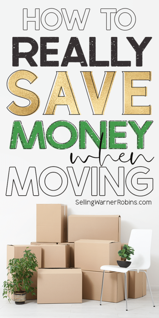 How to Really Save Money When Moving