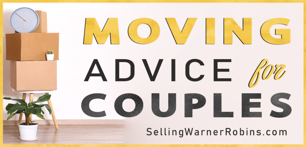 Moving Advice for Couples