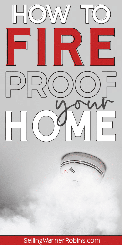 How to Fire Proof Your Home
