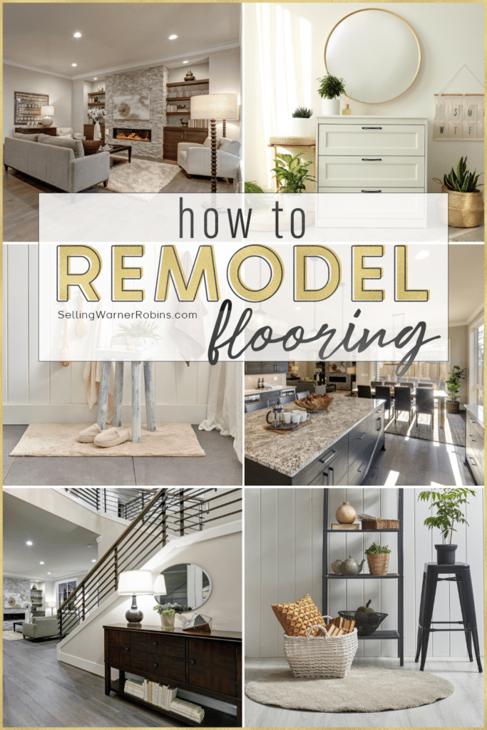 How to Remodel Flooring
