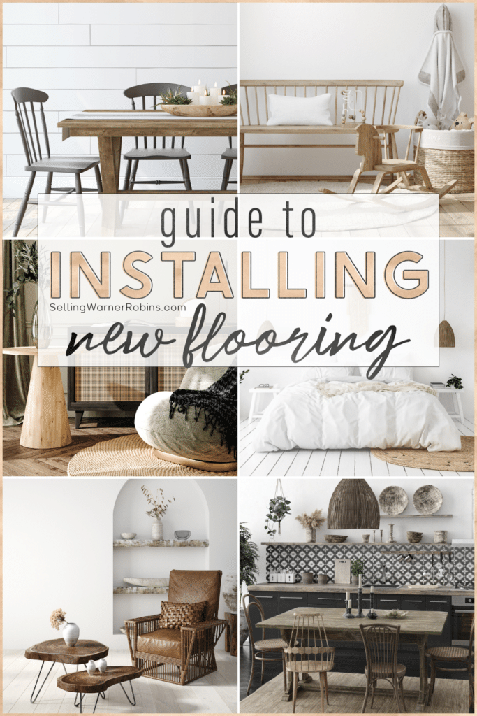 Guide to Installing New Flooring