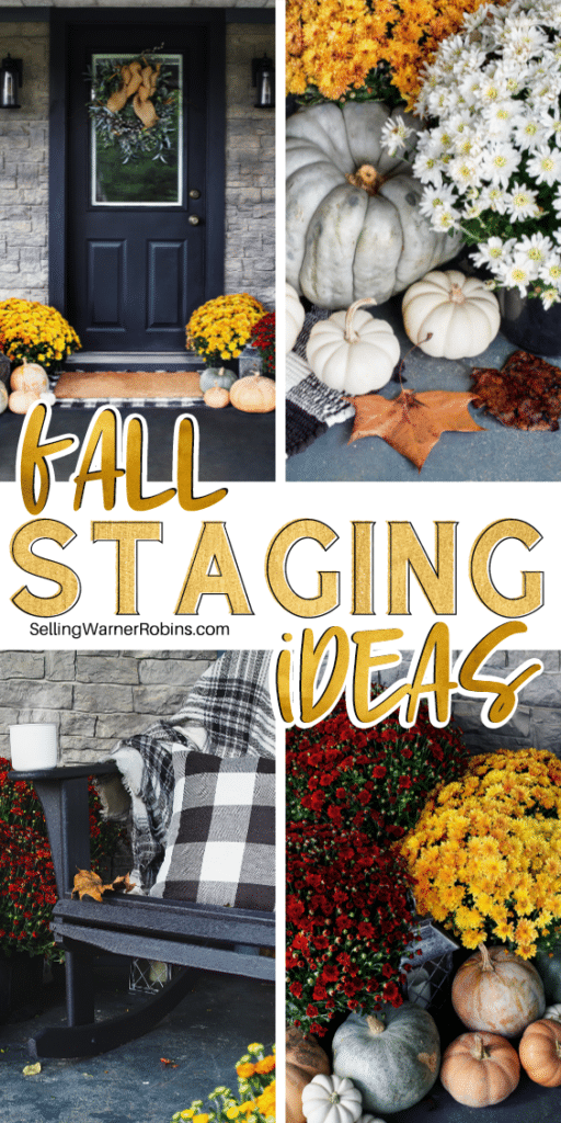 Fall Home Staging Ideas