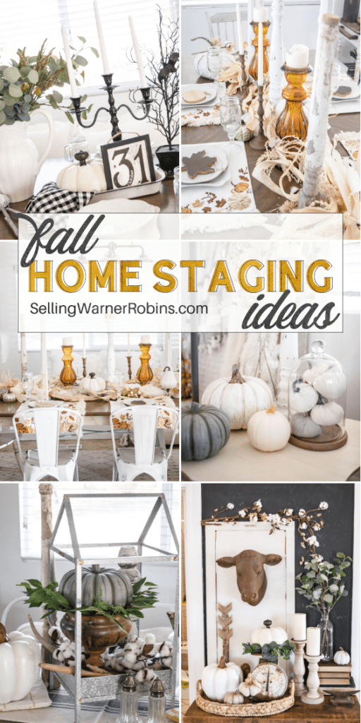Home Staging in the Fall