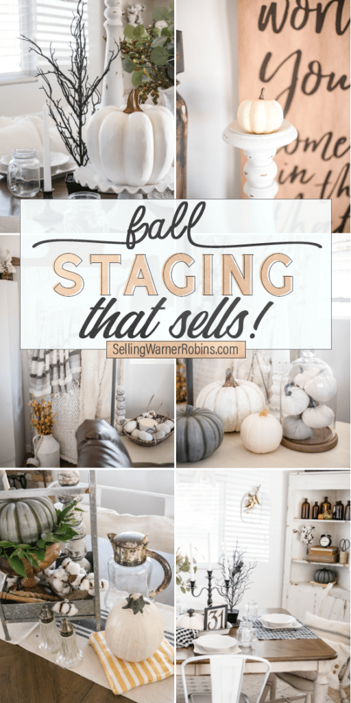Fall Home Staging that Sells